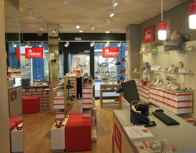 Rieker Footwear Store Mulhouse, France | Facebook
