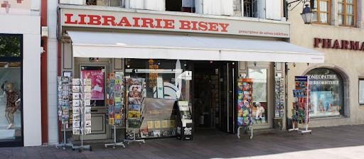 La Librairie Bisey désormais point de vente de nos chèques cadeaux !