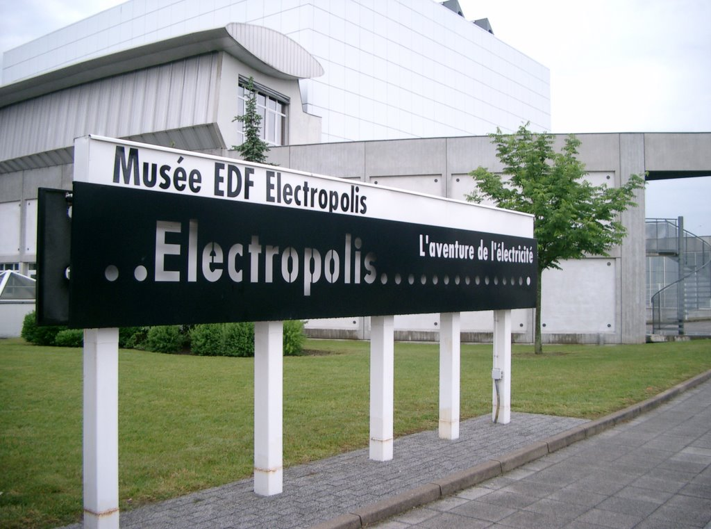 Mus e edf electropolis mulhouse vitrines de mulhouse - Chambre des commerces mulhouse ...